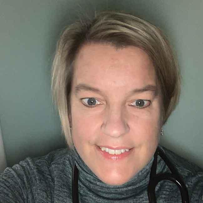 Dr Jennifer Houtman
